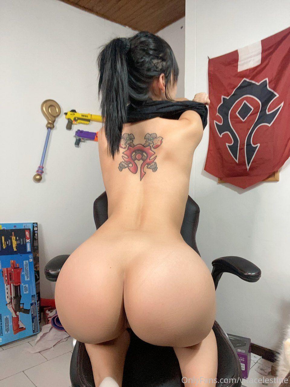Vita Celestine Nude Photos 0004