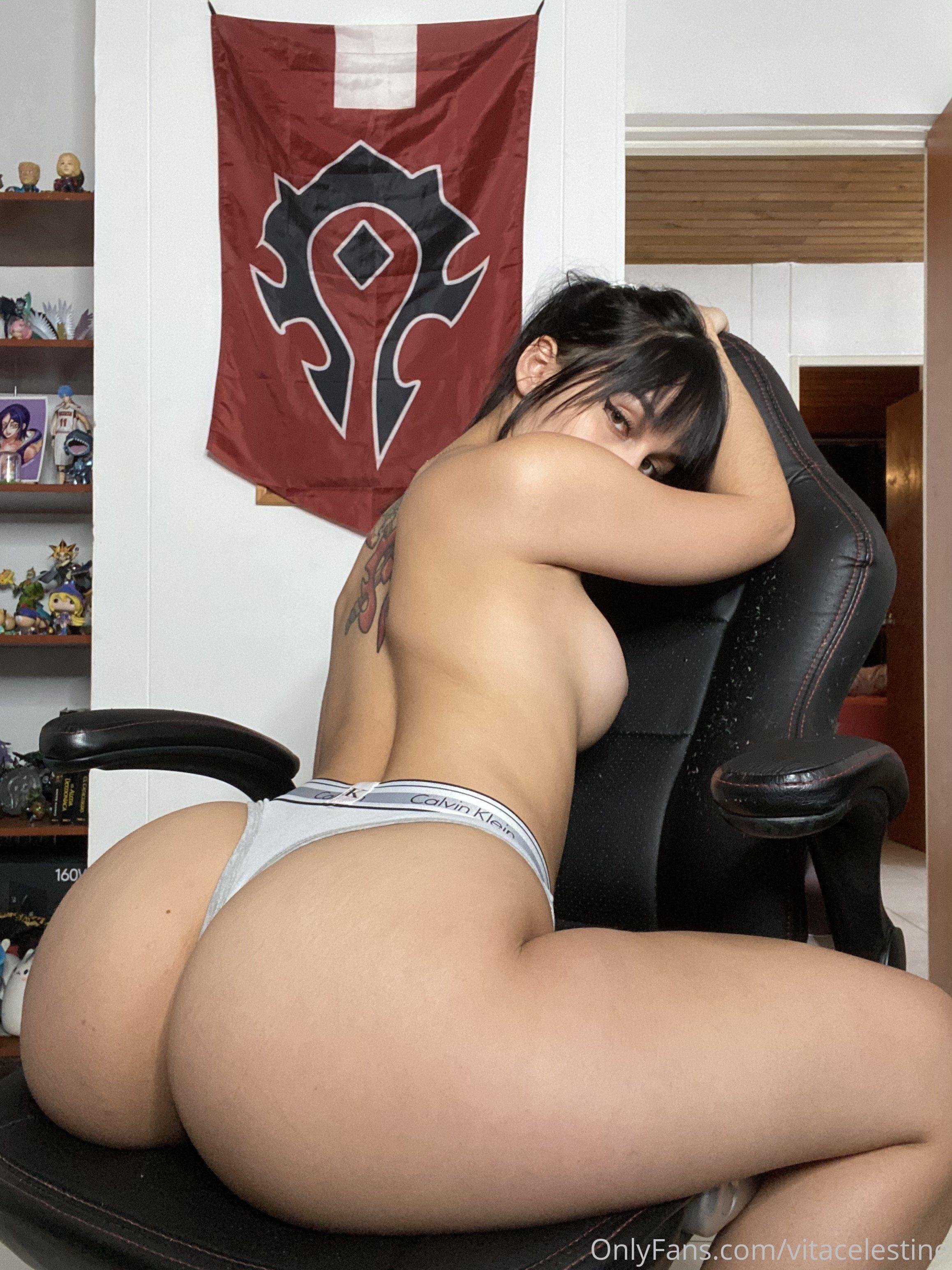 Vita Celestine Nude Photos 0078