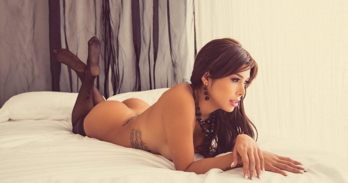 Ana Espinola In Playboy Mexico (10)
