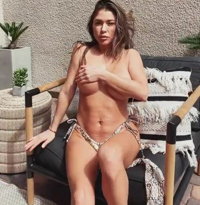 Arianny Celeste Nude Bikini Teasing Porn Video Leaked