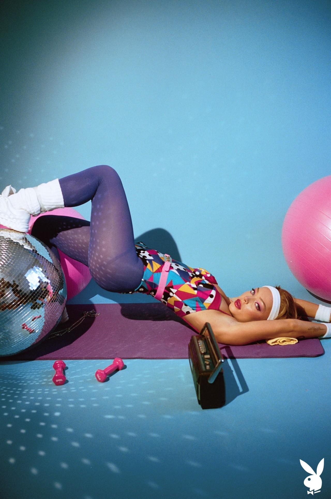Aubrey Destremps In Let's Get Physical (6)