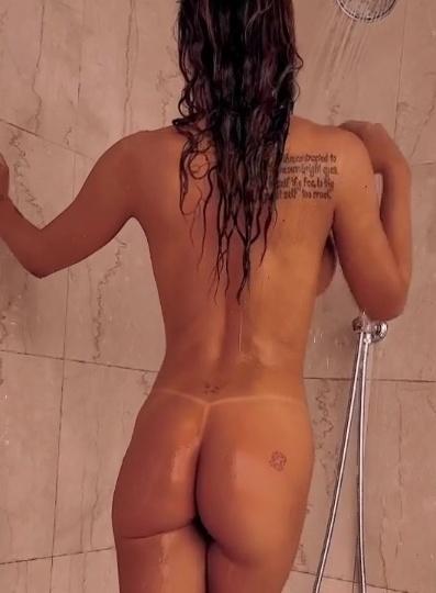 Brittney Palmer Nude Shower Video Leaked