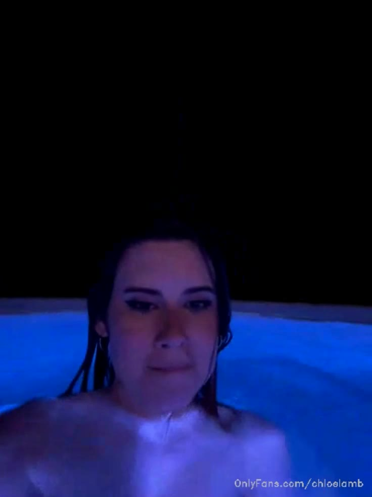 Chloe Lamb Nude Leaked Onlyfans 0011