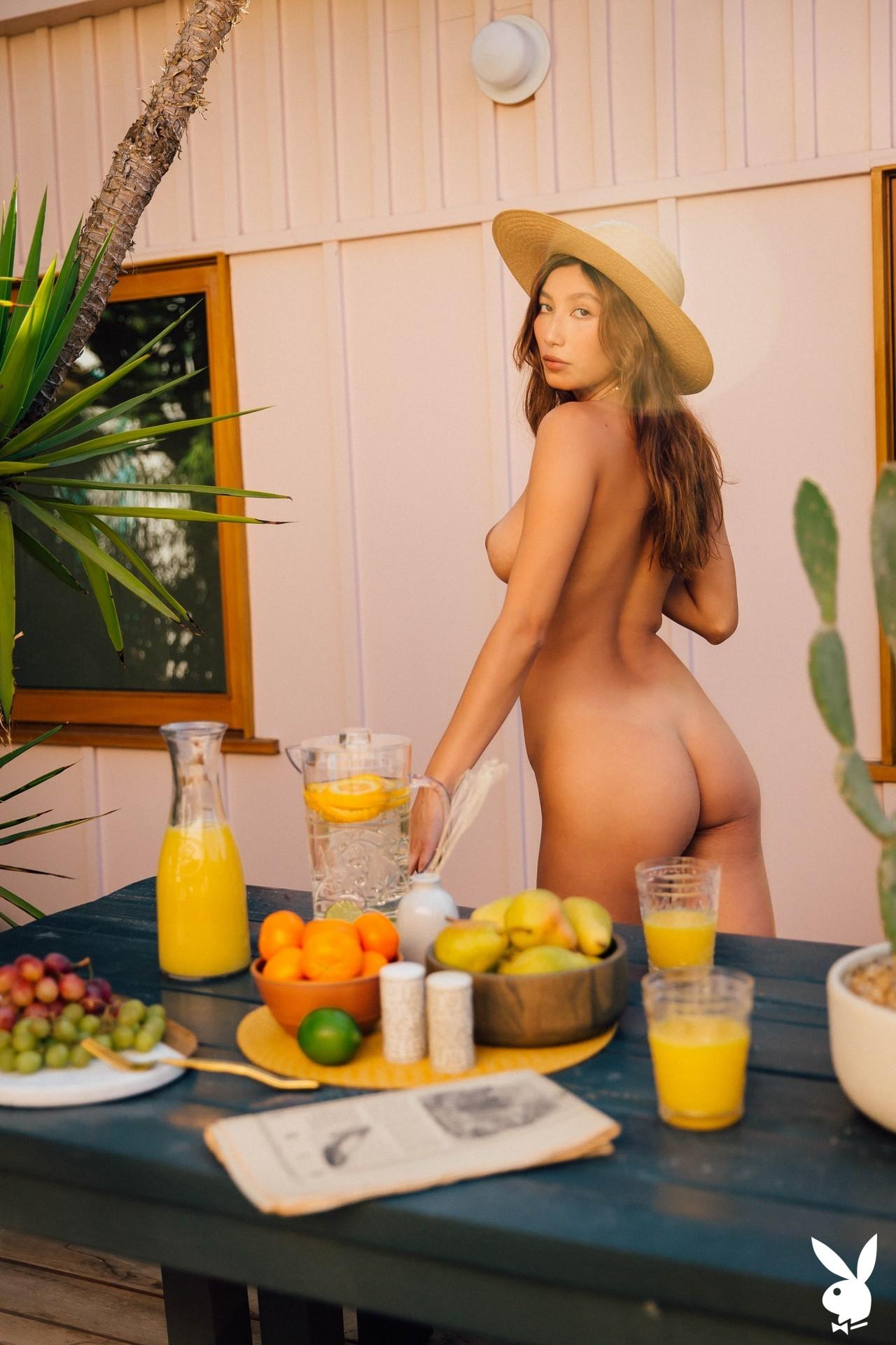 Dominique Lobito In Desert Chic Playboy Plus (15)