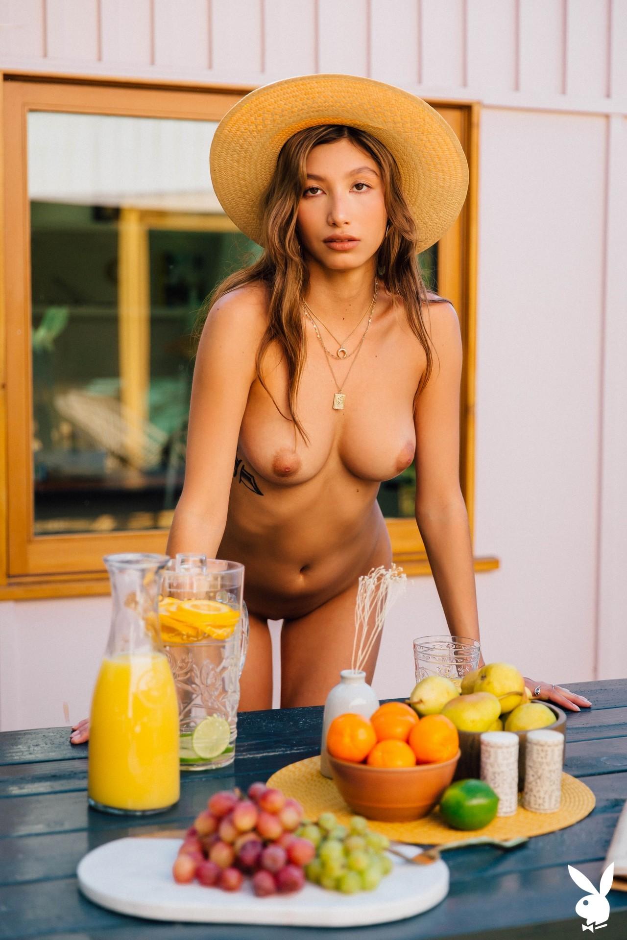 Dominique Lobito In Desert Chic Playboy Plus (16)