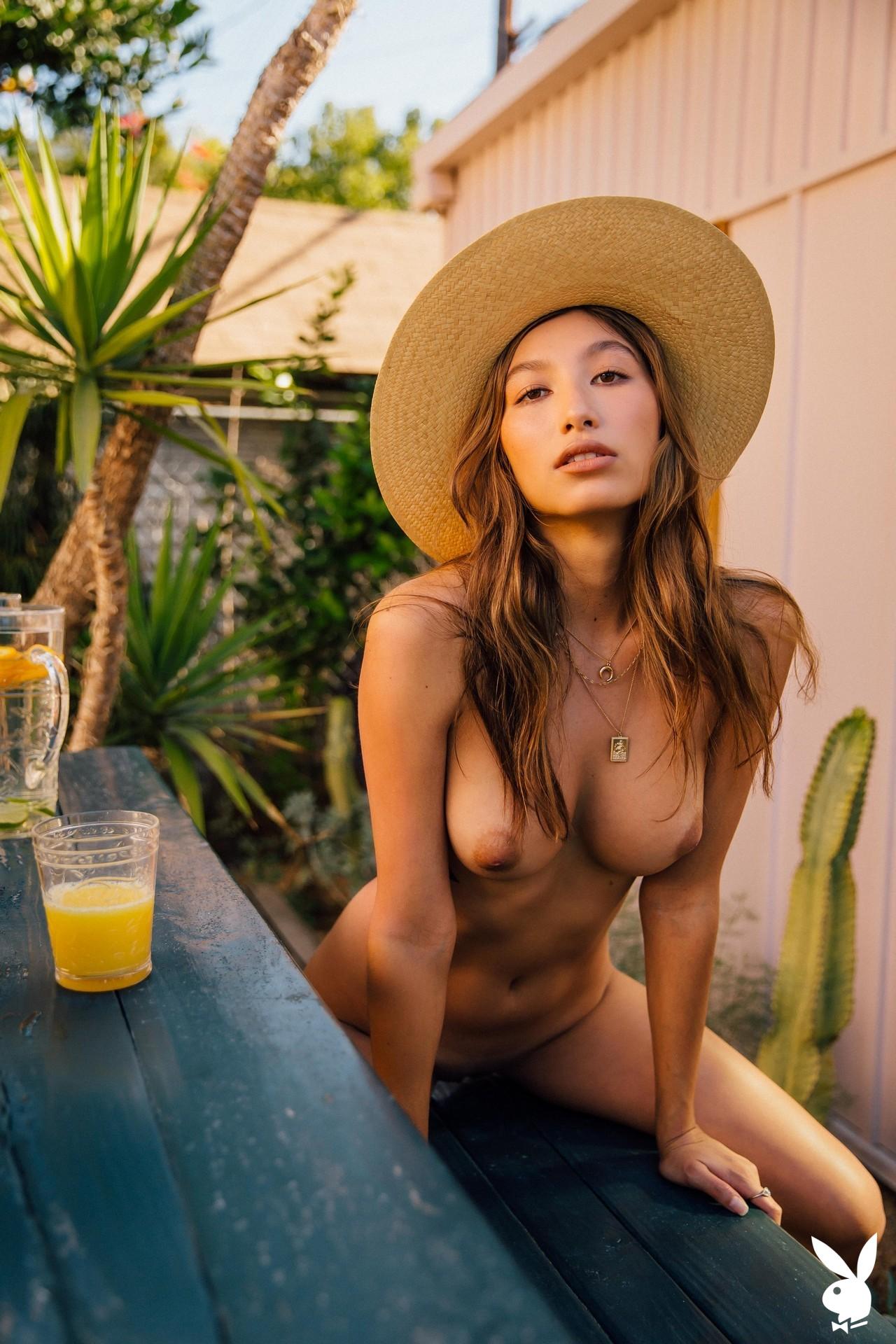 Dominique Lobito In Desert Chic Playboy Plus (21)