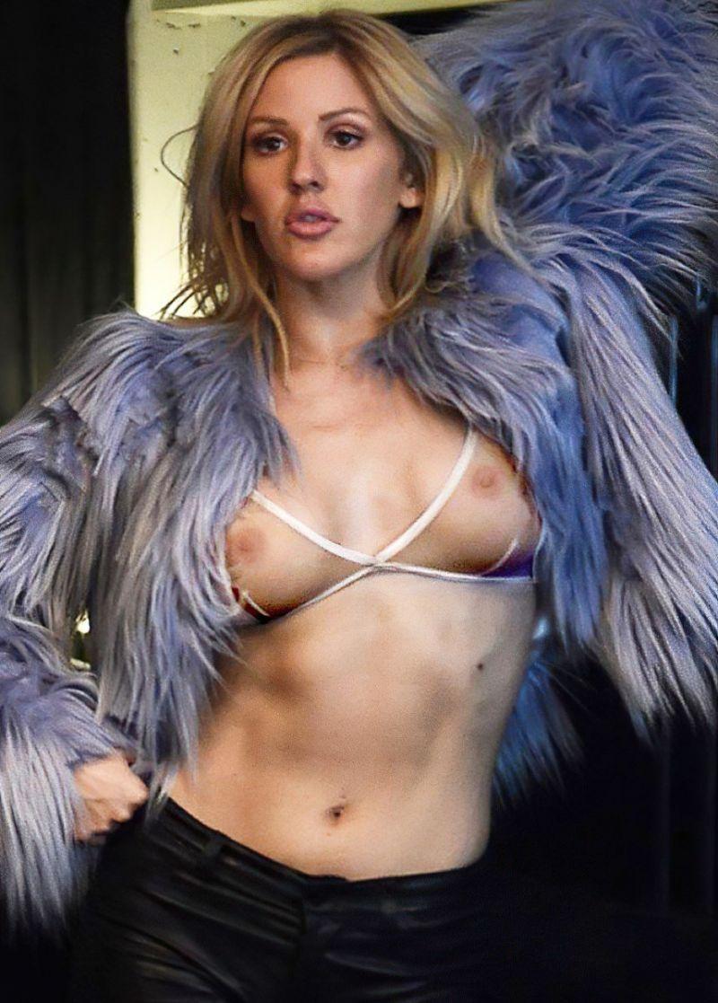 Ellie Goulding Nudes Enhanced 0023