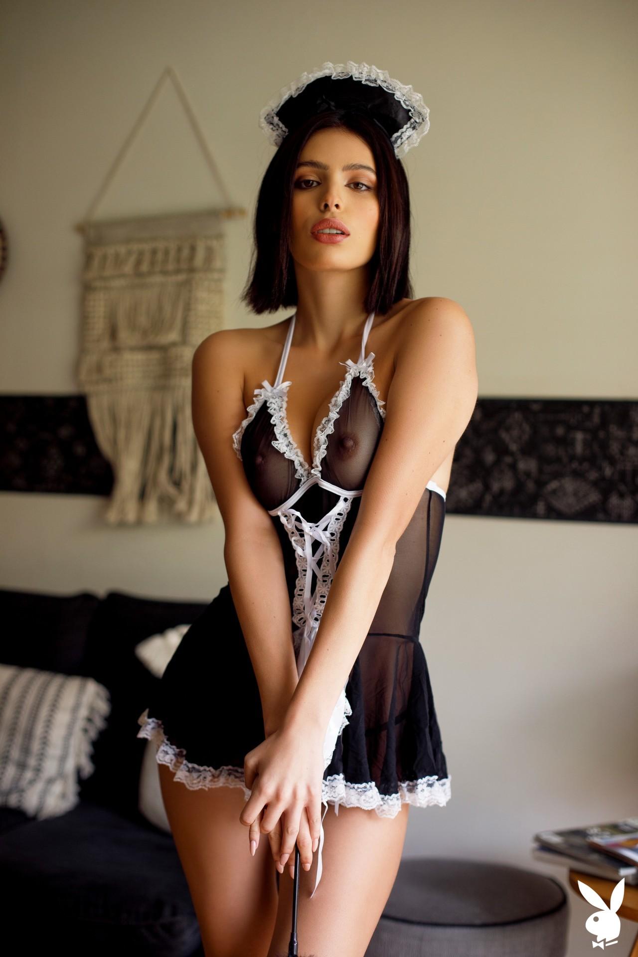 Fernanda Pacheco In Domestic Bliss Playboy Plus (4)