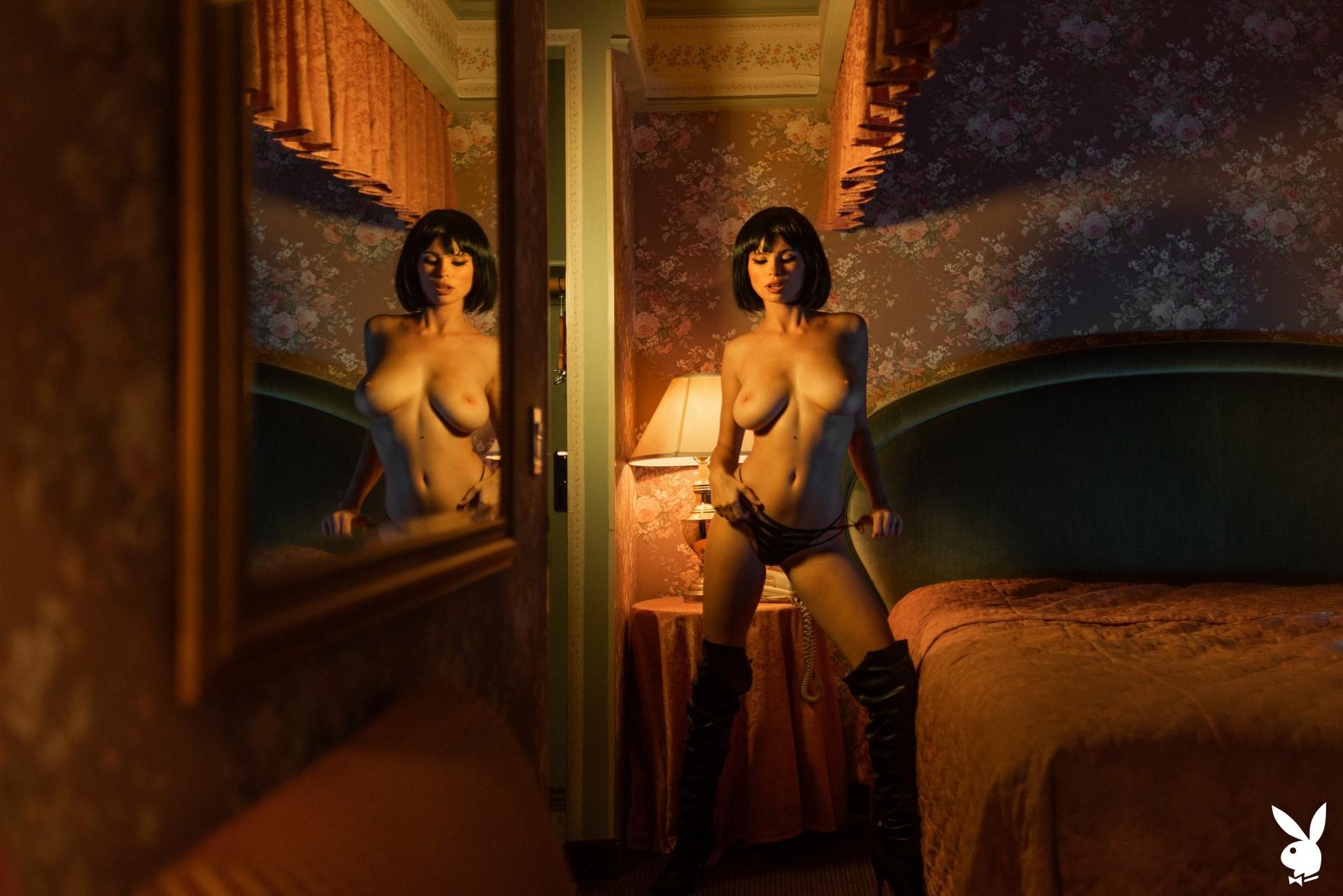 Julia Logacheva Is Incognito Playboy Plus (19)
