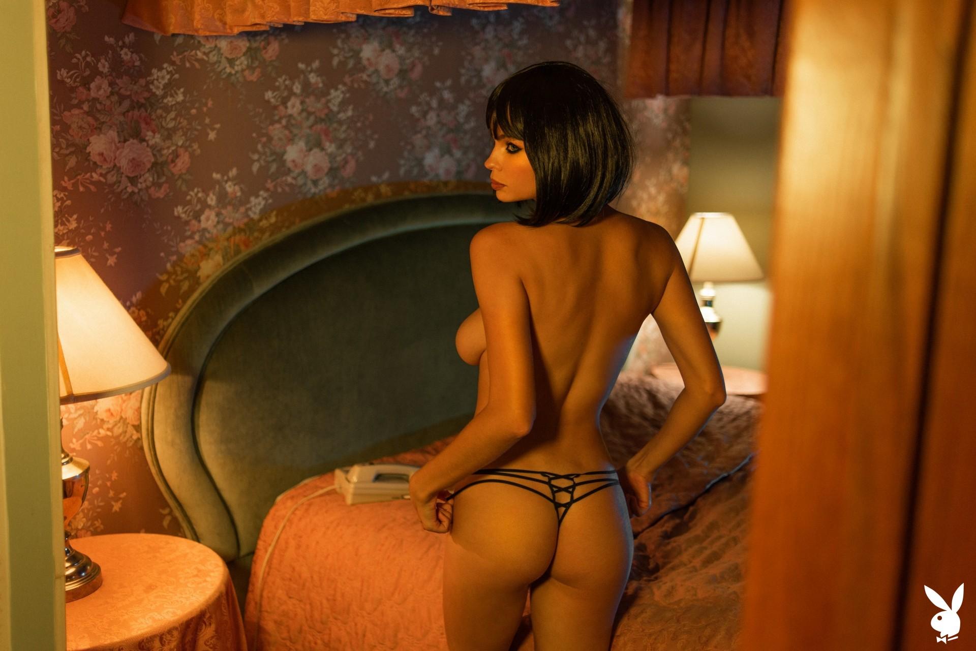 Julia Logacheva Is Incognito Playboy Plus (20)