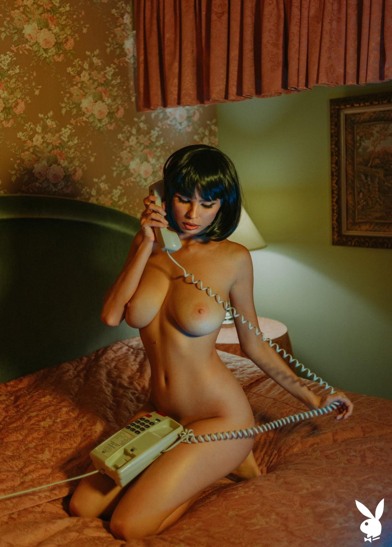 Julia Logacheva Is Incognito Playboy Plus (23)