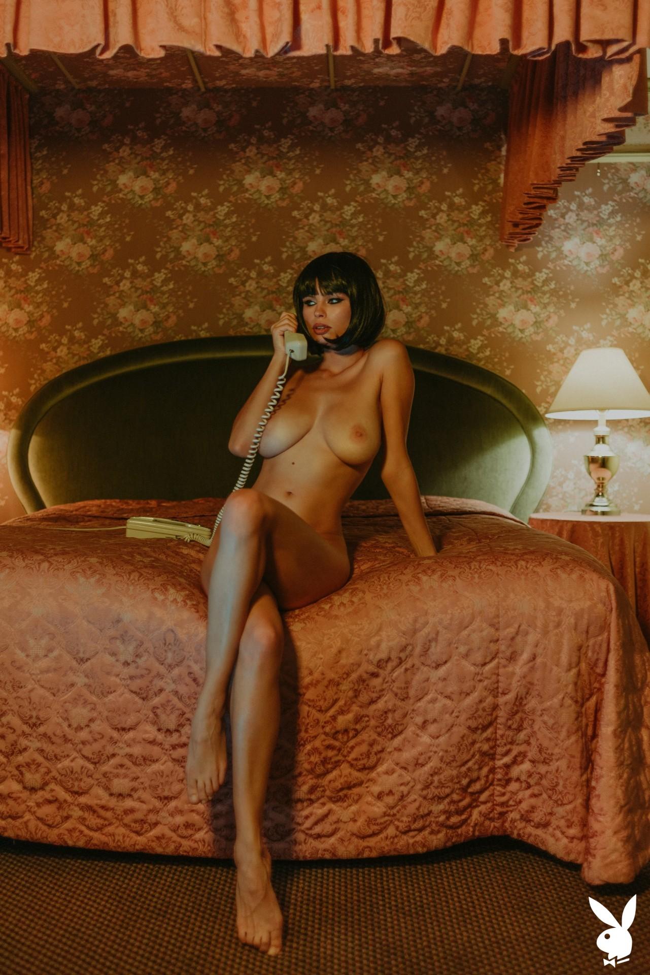 Julia Logacheva Is Incognito Playboy Plus (28)