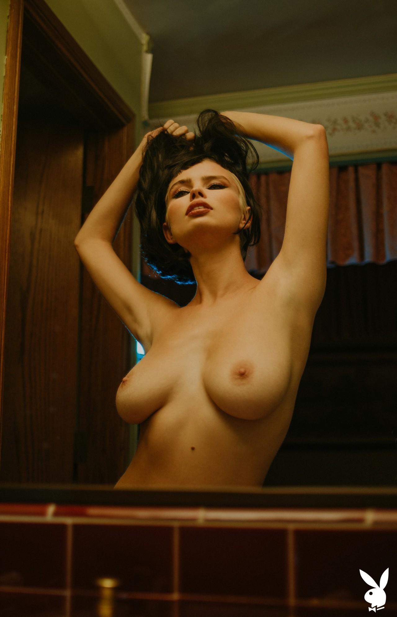 Julia Logacheva Is Incognito Playboy Plus (30)