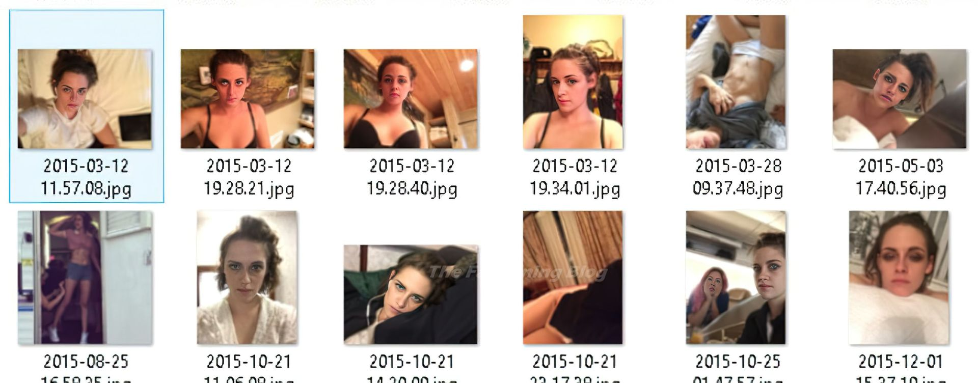 Kristen Stewart Nude Leaked The Fappening Complete Collection 0174