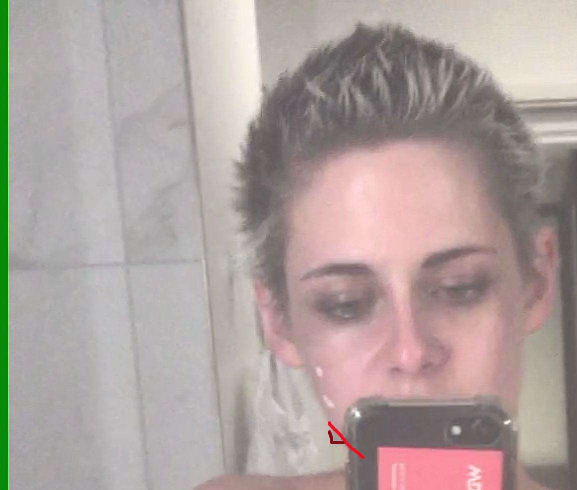 Kristen Stewart Nude Leaked The Fappening Complete Collection 0232