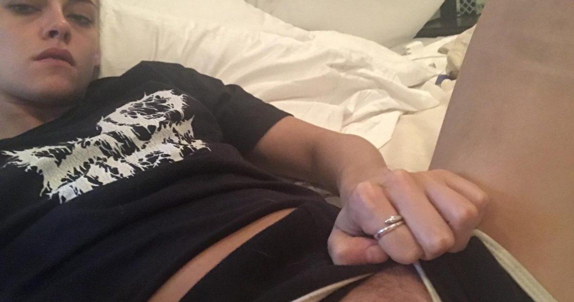 Kristen Stewart Nude Leaks 0003
