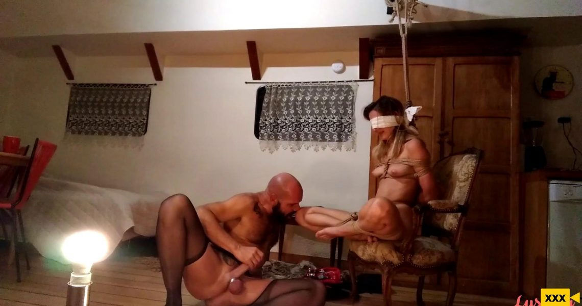 Lustery Patrick & June Sucker For Punishment