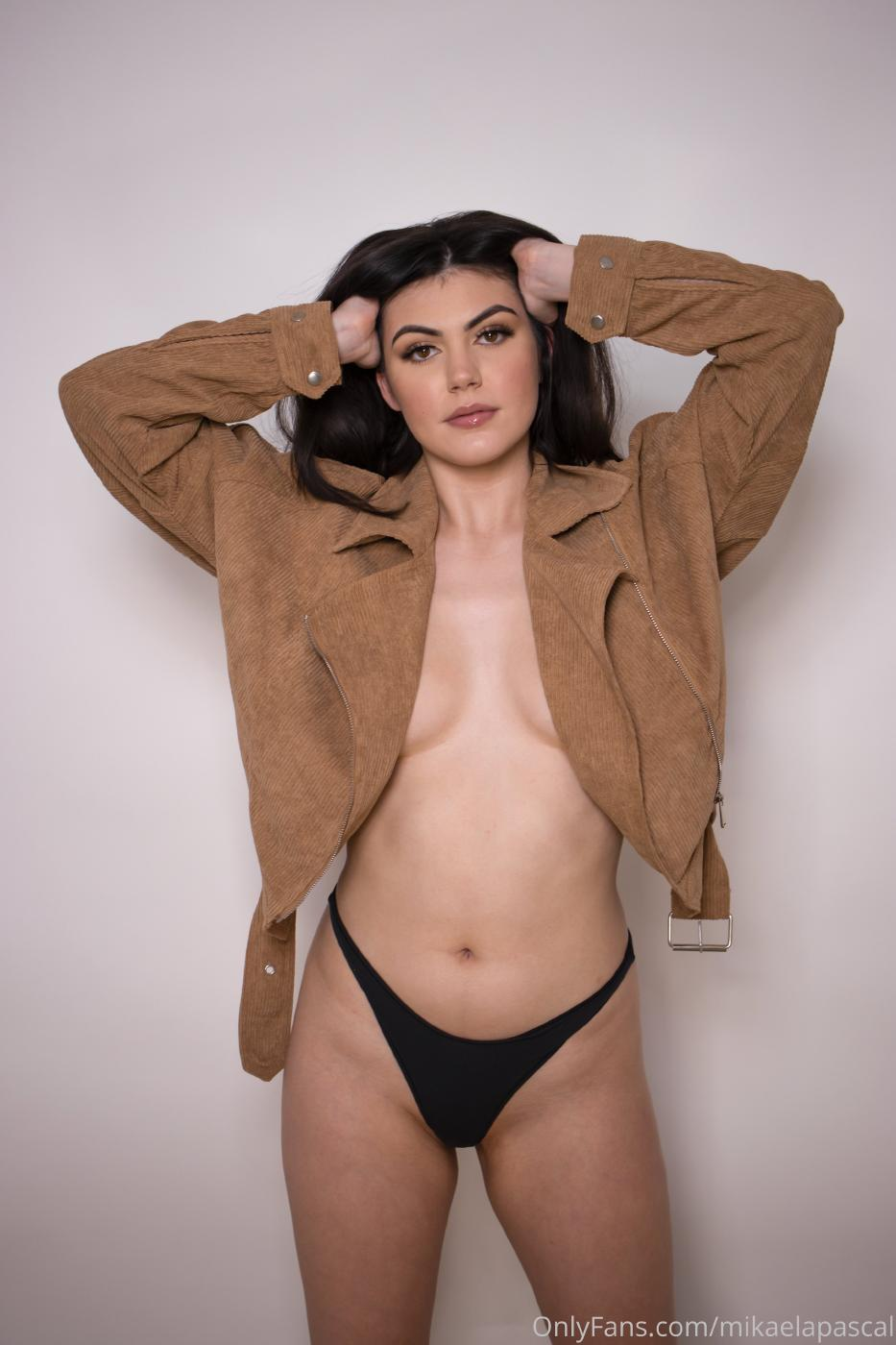 Mikaela Pascal Topless Onlyfans Set Leaked 0006