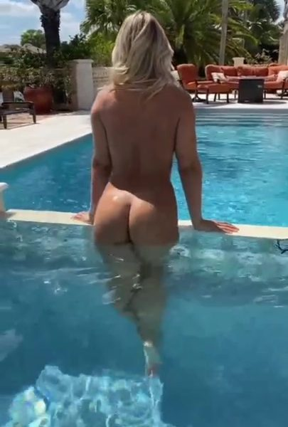 Paige Vanzant Nude In Swimming Pool Video Leaked