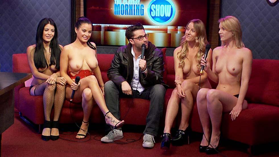 Playboy Morning Show, Season 10, Ep. 472