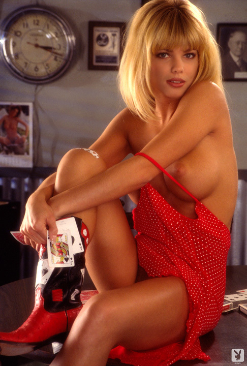 Playmate Of The Month September 1995 Donna D'errico 0044