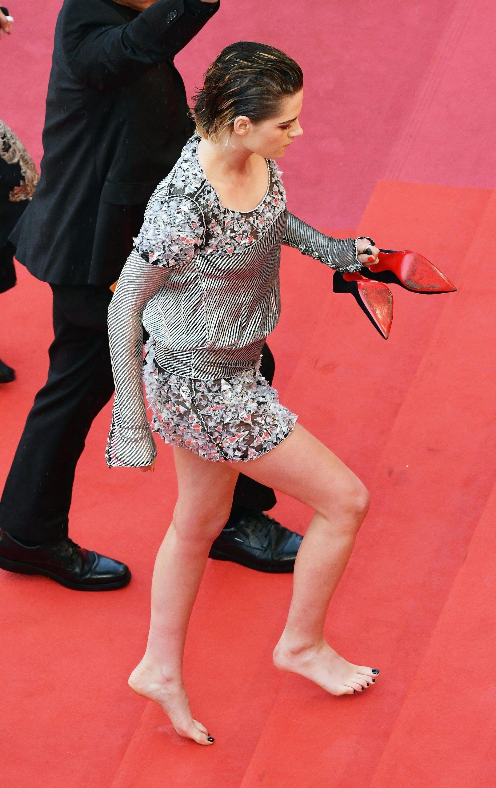 0303051210632 253 Kristen Stewart Nude Feet Porn Leaked Hot