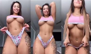 Alexox0 Nude Dance Teasing Video Leaked