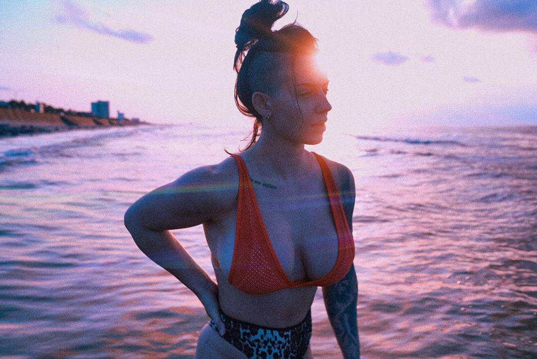 Celeste Bonin Nude Leaked The Fappening & Sexy 0017