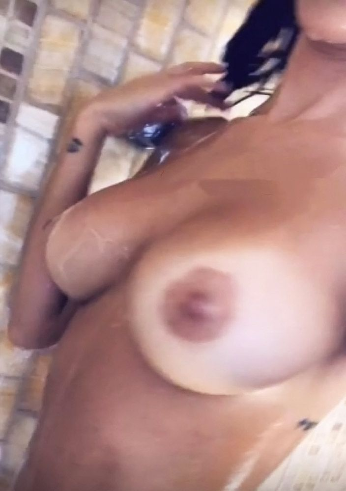 Chantel Jeffries Nude Leaked The Fappening & Sexy 0059