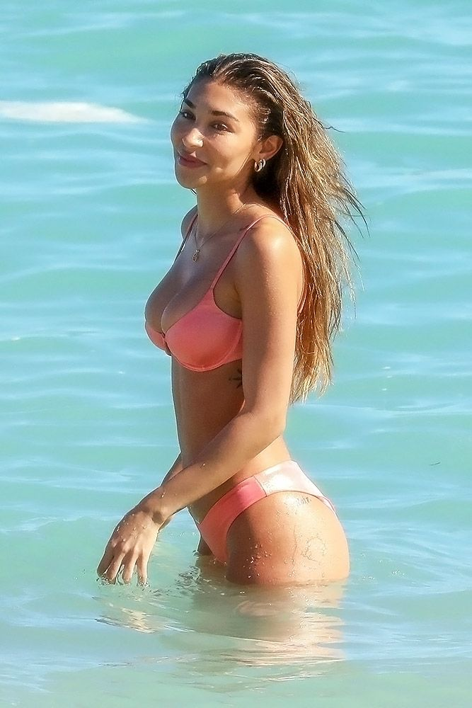 Chantel Jeffries Nude Leaked The Fappening & Sexy 0255
