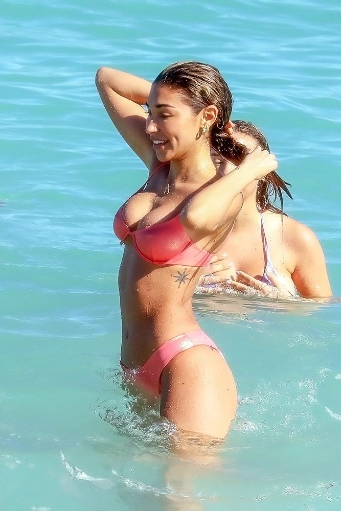 Chantel Jeffries Nude Leaked The Fappening & Sexy 0256