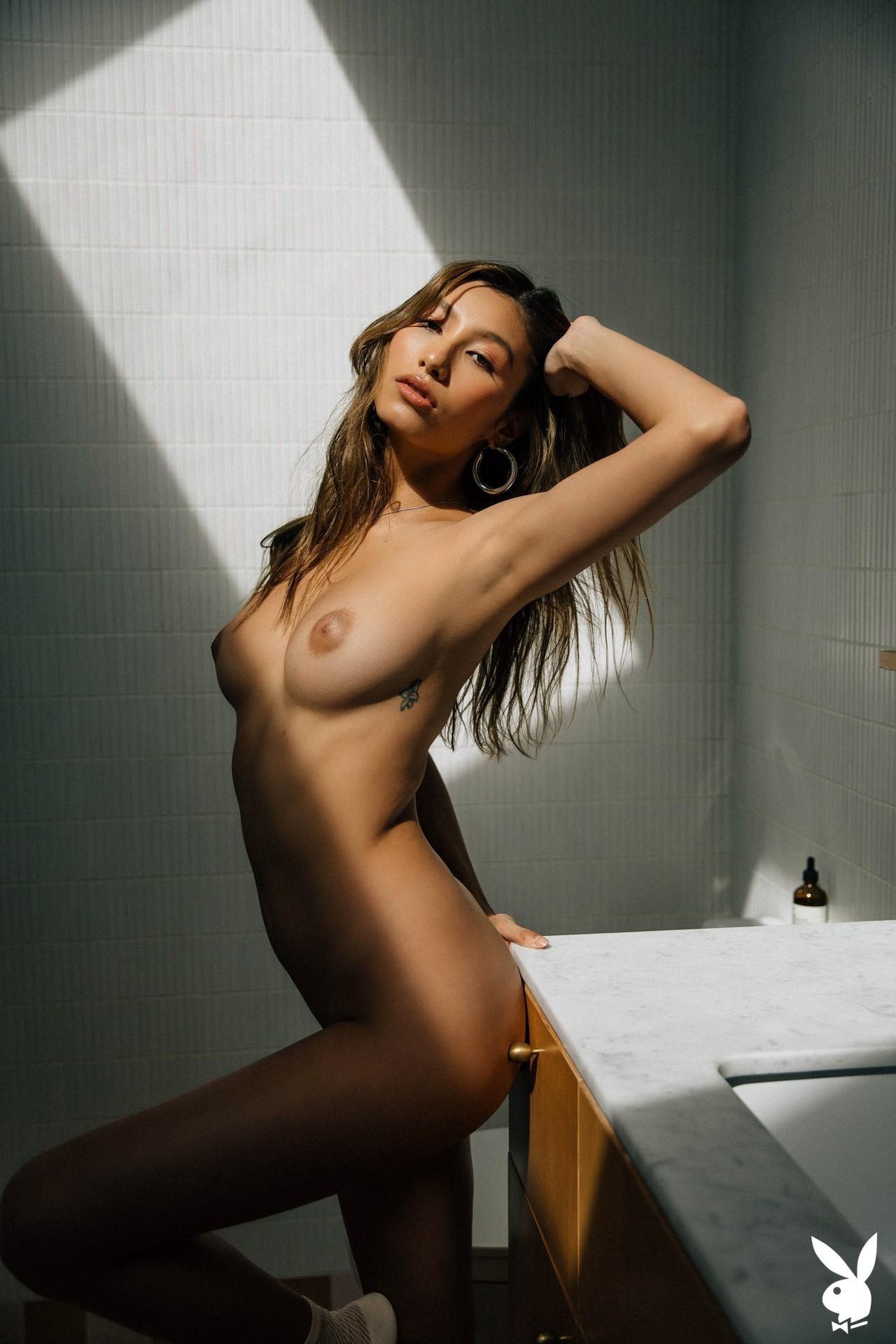 Dominique Lobito In En Suite Playboy Plus (11)