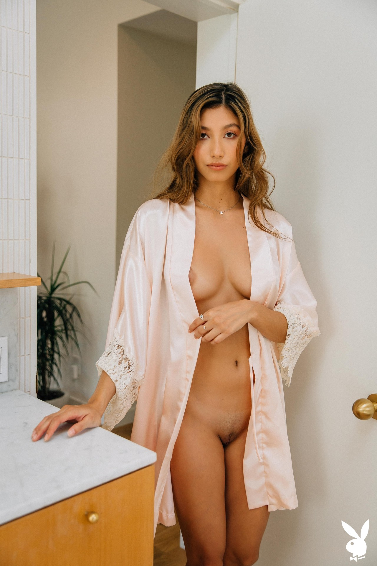 Dominique Lobito In En Suite Playboy Plus (5)