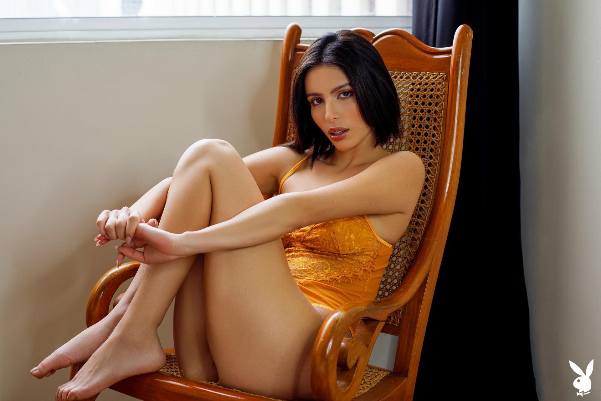 Fernanda Pacheco In Light Reading Playboy Plus (1)