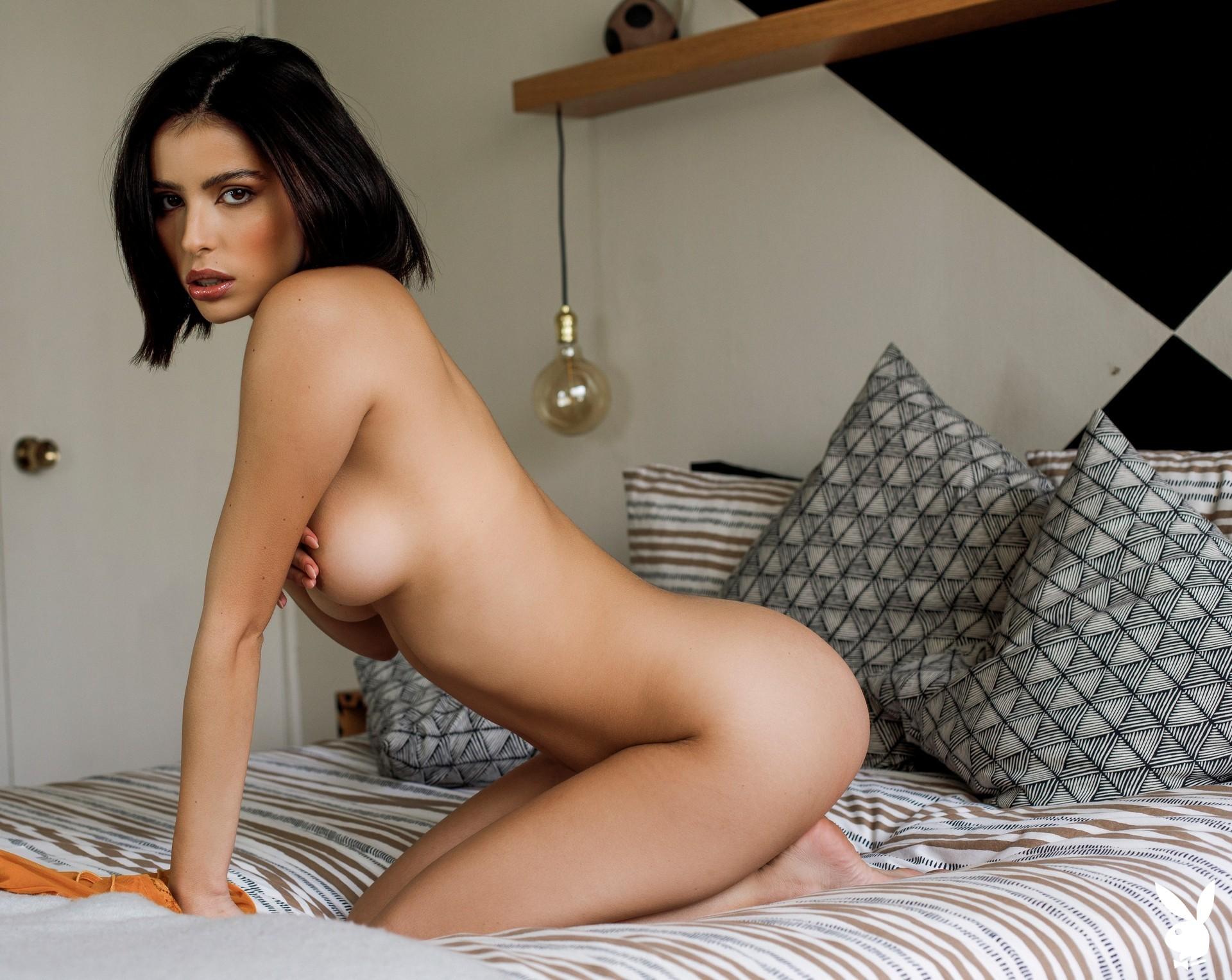 Fernanda Pacheco In Light Reading Playboy Plus (19)