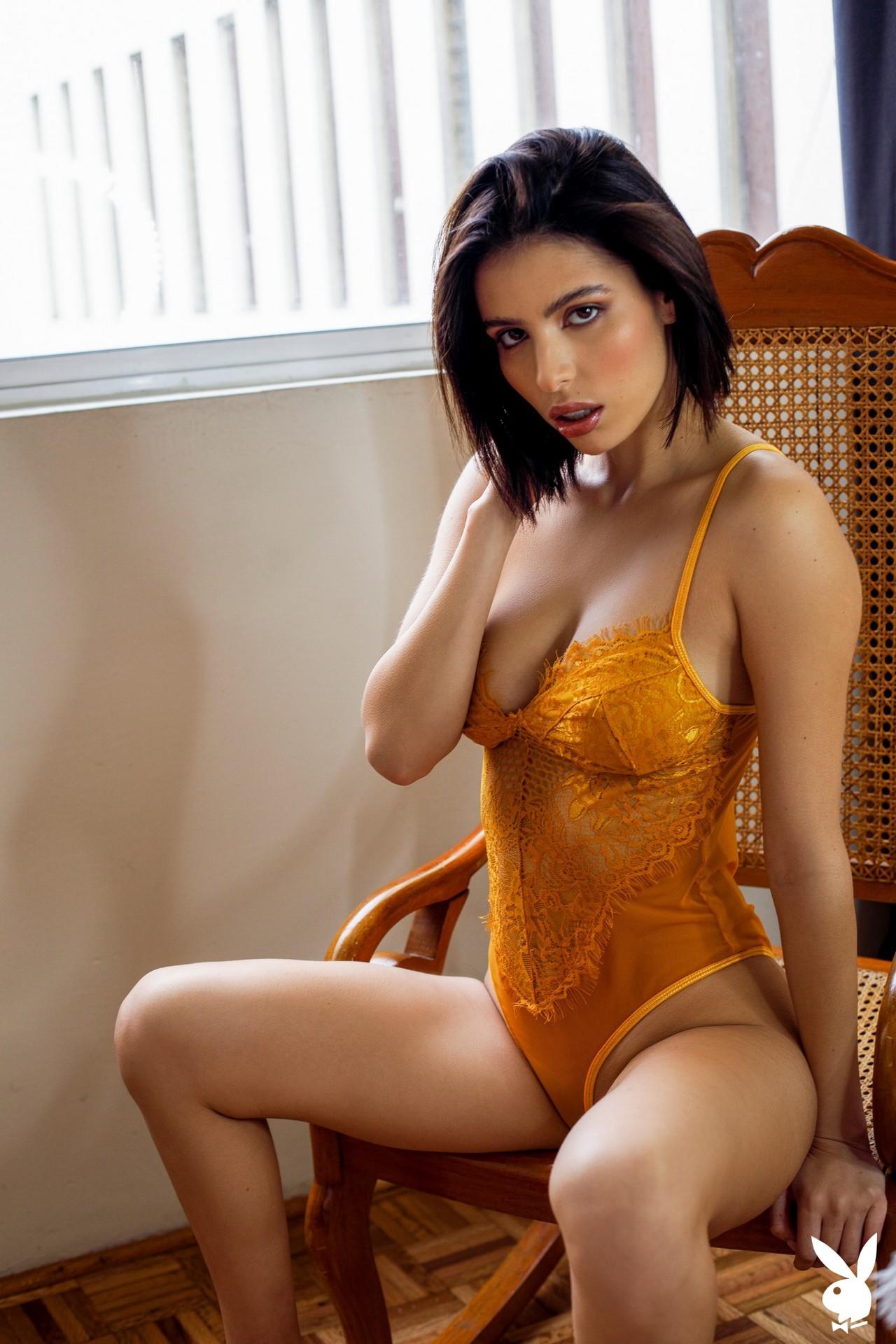 Fernanda Pacheco In Light Reading Playboy Plus (2)