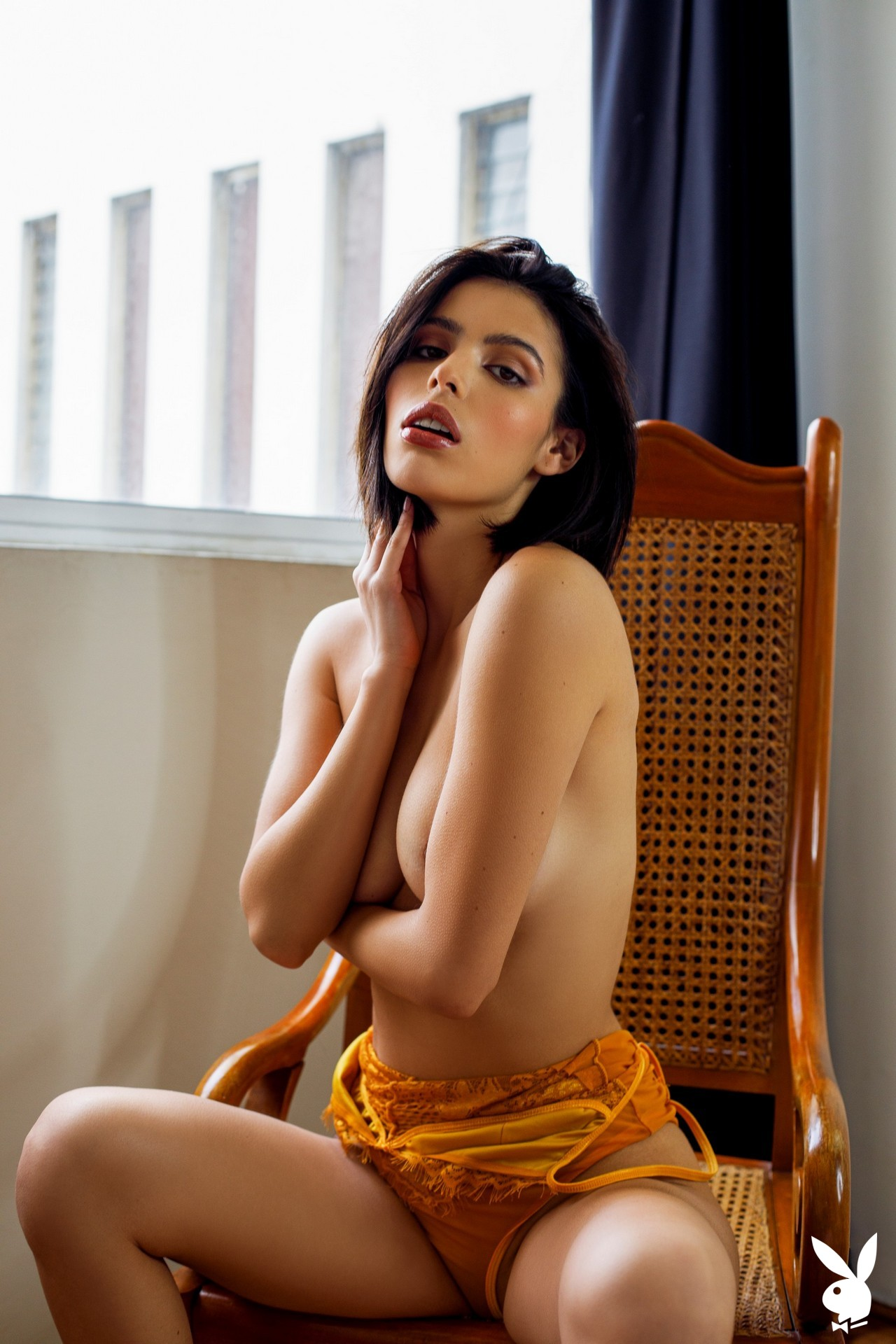 Fernanda Pacheco In Light Reading Playboy Plus (5)