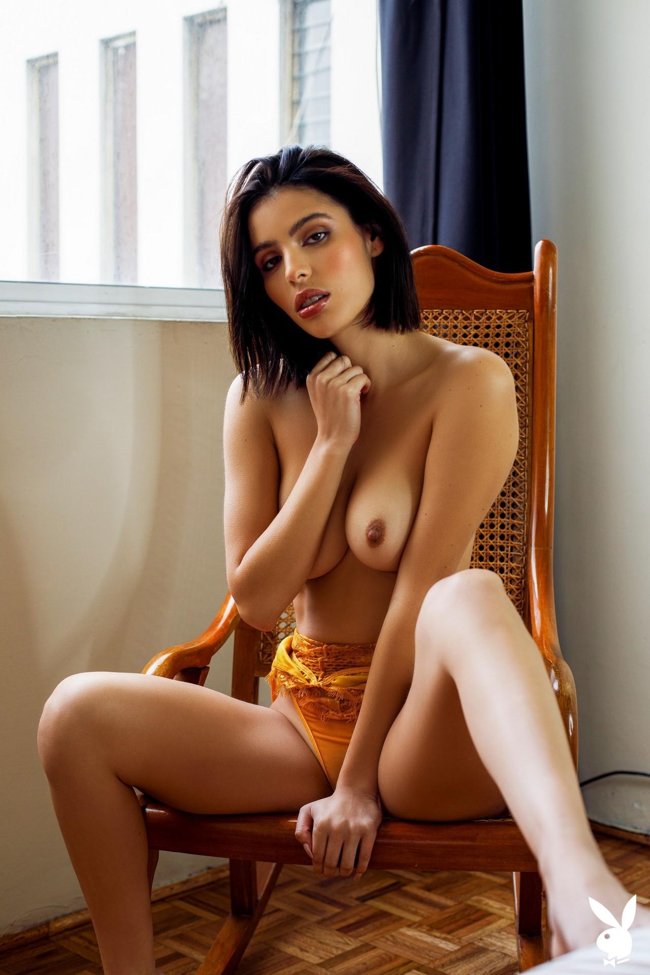 Fernanda Pacheco In Light Reading Playboy Plus (6)