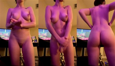 Lexi Poll Nude Lotion Her Body Video Leaked