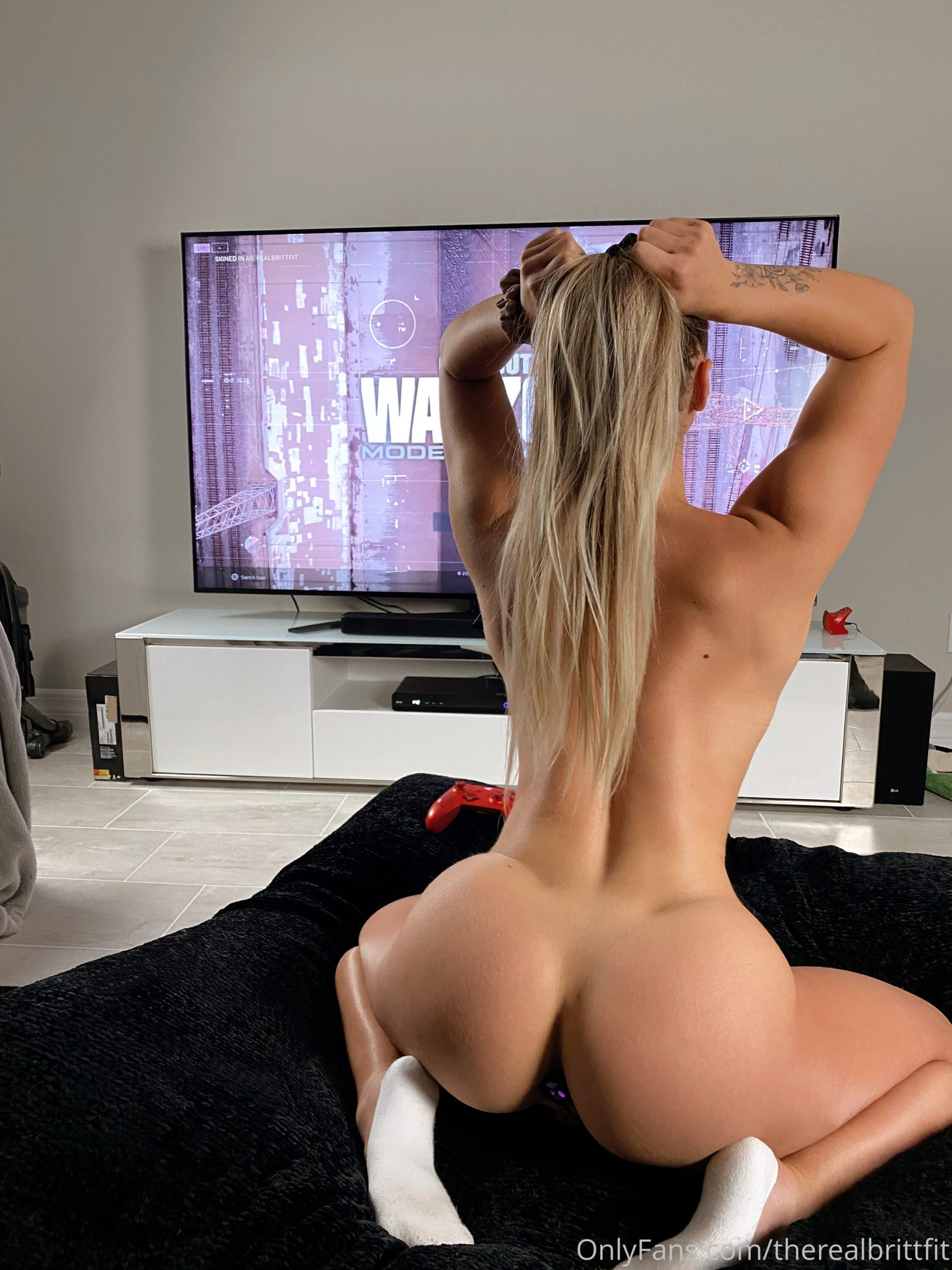 Onlyfans, Therealbrittfit, Nudes Leaked 0004