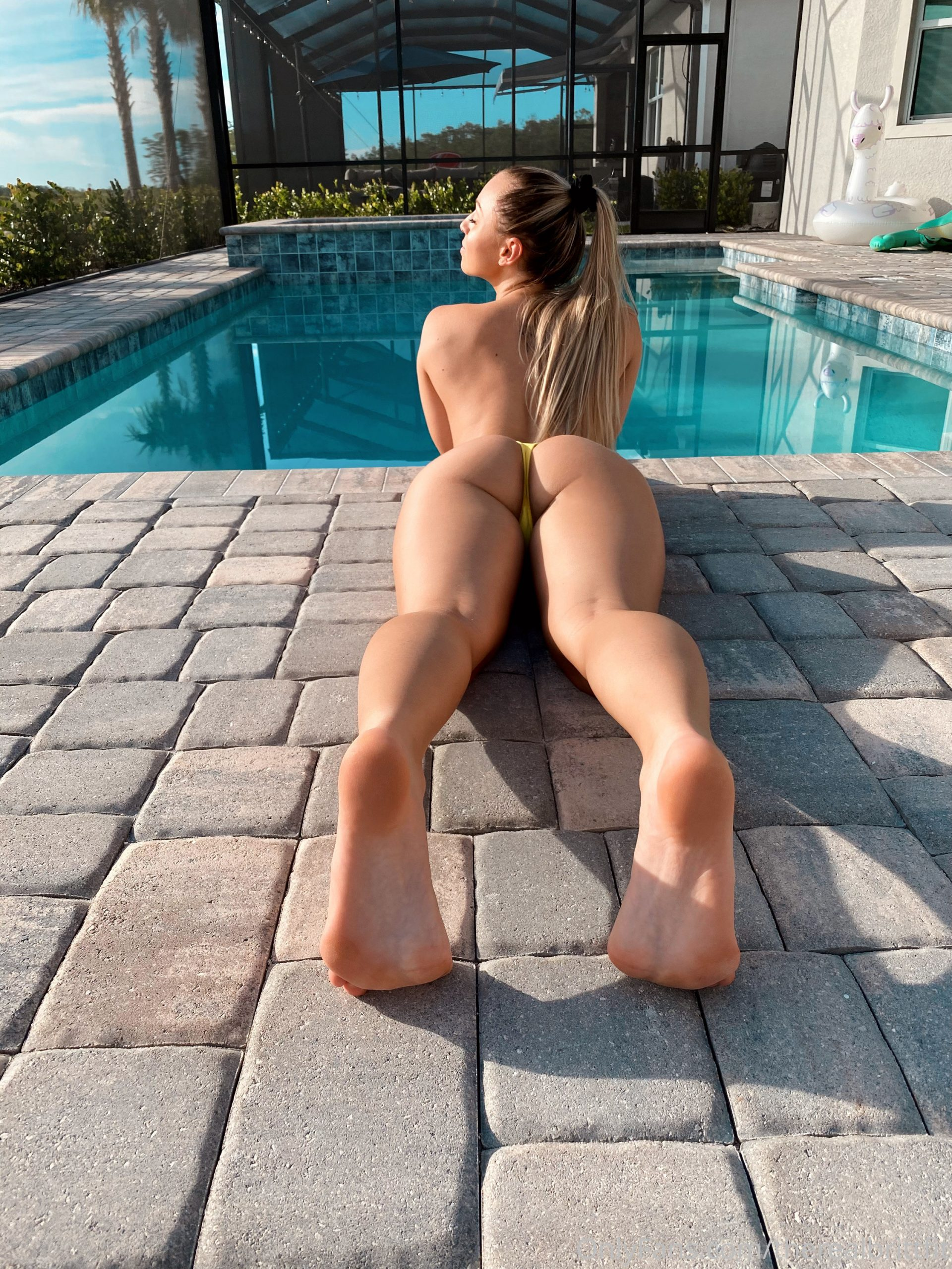 Onlyfans, Therealbrittfit, Nudes Leaked 0016