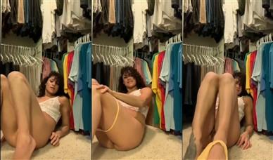 Pearl Gonzalez Nude Watch Taking Off My Panties Video Leaked