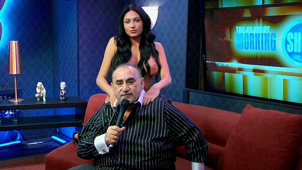 Playboy Morning Show, Season 10, Ep. 483