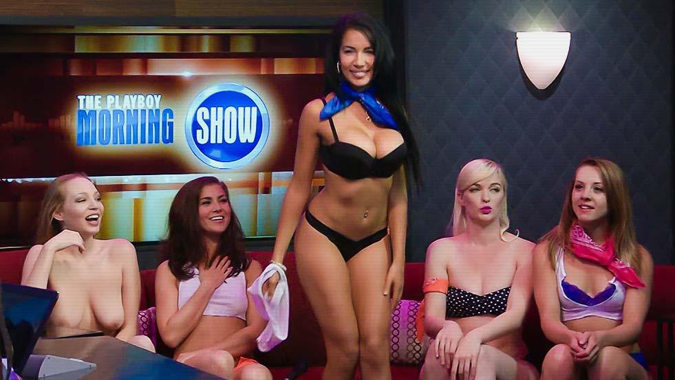 Playboy Morning Show, Season 11, Ep. 508