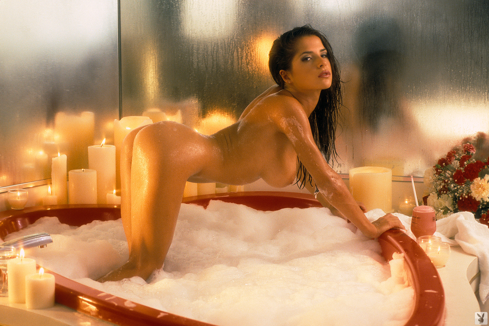 Playmate Of The Month April 1997 Kelly Marie Monaco 0061