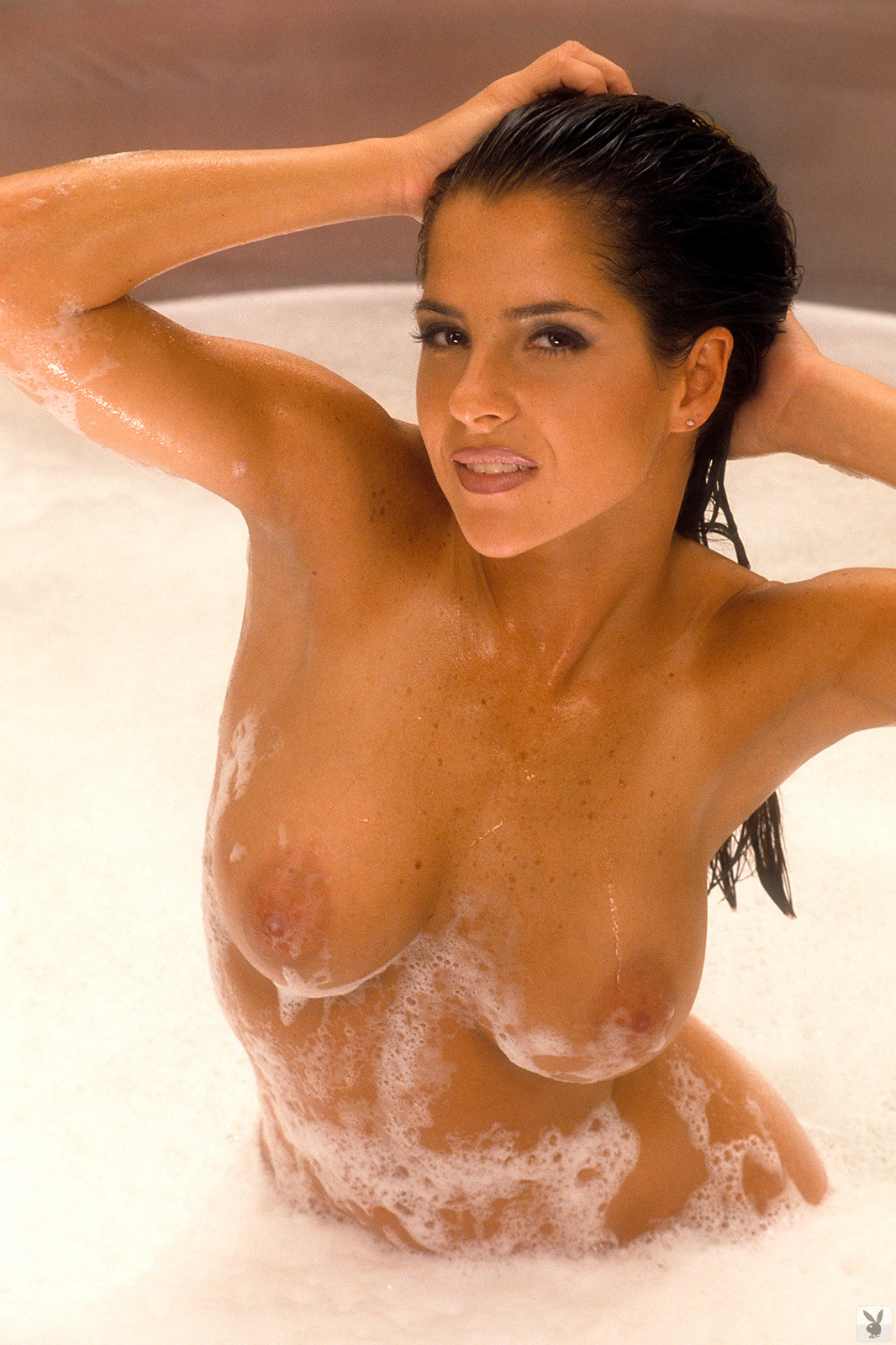 Playmate Of The Month April 1997 Kelly Marie Monaco 0070