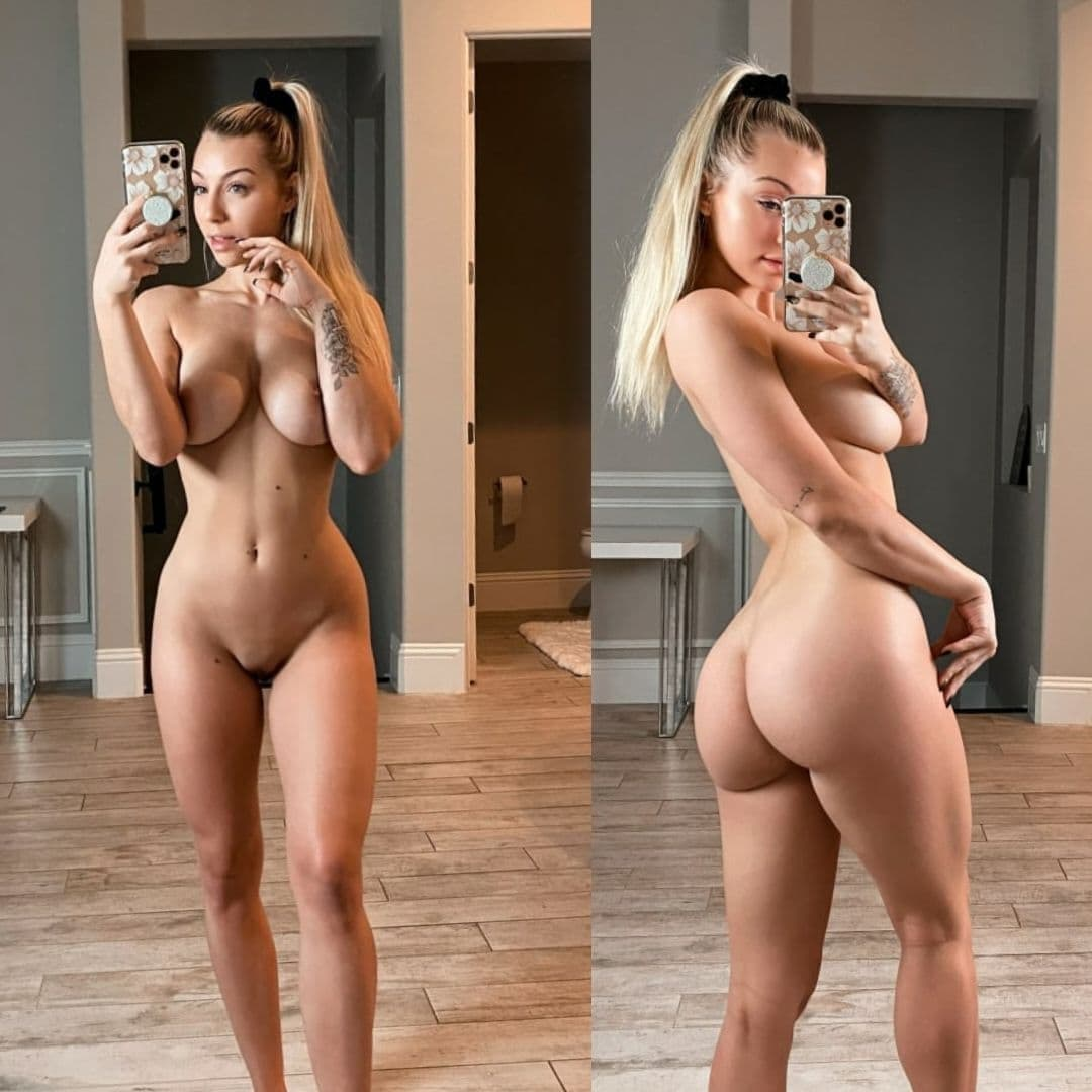 Therealbrittfit Latest Nude Onlyfans Leaked 0001