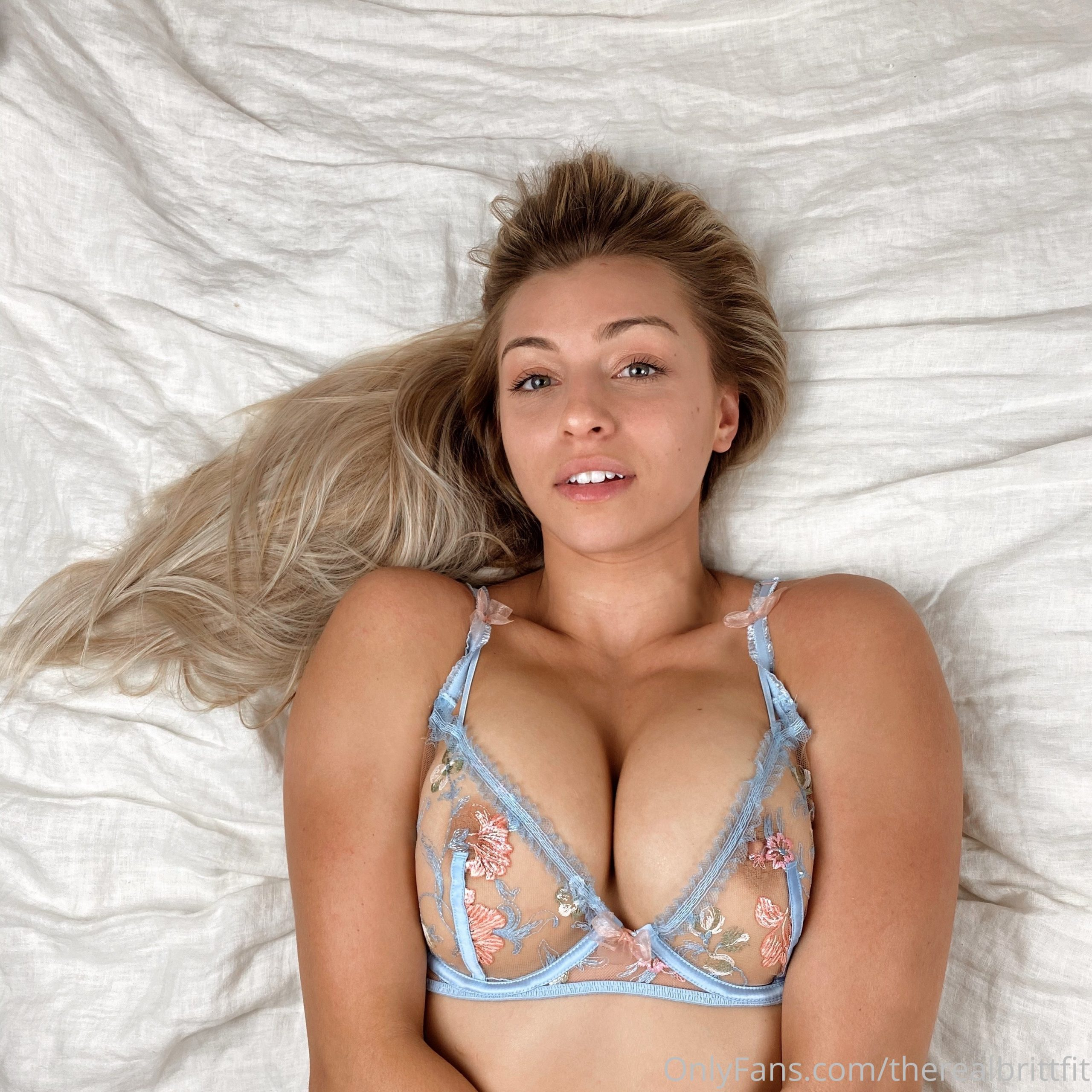 Therealbrittfit Latest Nude Onlyfans Leaked 0005