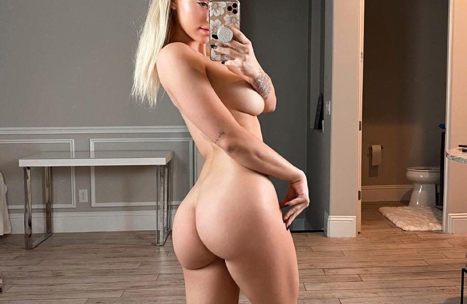 Therealbrittfit Nude Onlyfans Picture Set Leaked 0009
