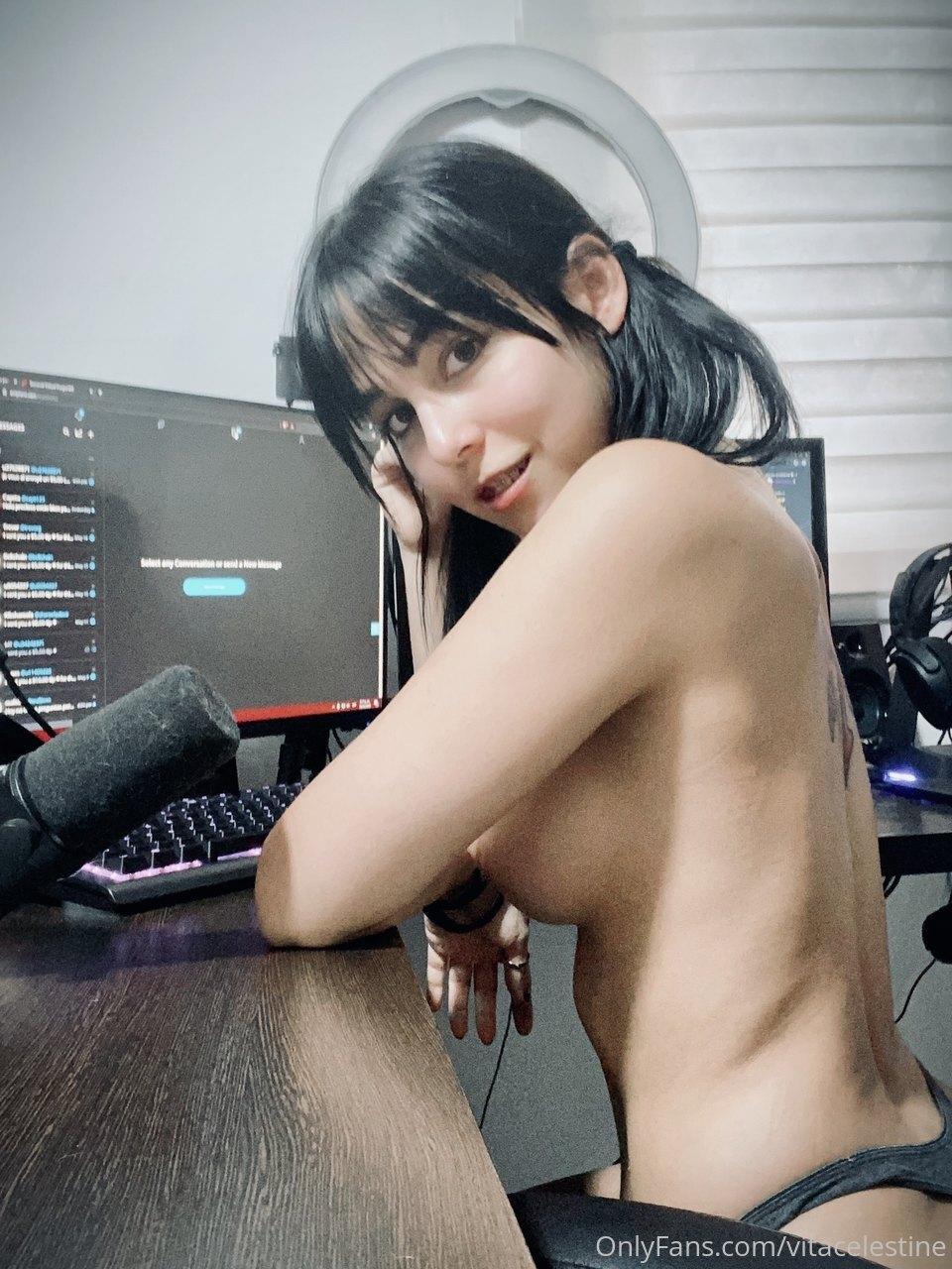 Vita Celestine Nude Onlyfans Leaked 0005